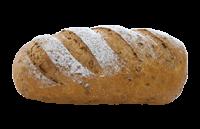 خبز الالماني اسمر (كبير)