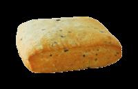 خبز الشباتا بالزيتون