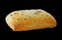 خبز الشباتا ببذور دوار الشمس