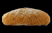 خبز ارتيزان مع الحبوب المشكلة أسمر (طويل)