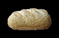 الخبز الالماني الاسمر بالحبوب مغطى بالدقيق (كبير)