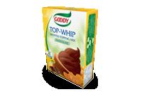 كريمة تزيين - نكهة الشوكولاتة