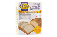 Pound Cake Mix With Banana Flavor - Sugar Free